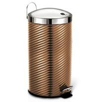 Coș de gunoi Berlinger Haus Rosegold MetallicLine, 7 l