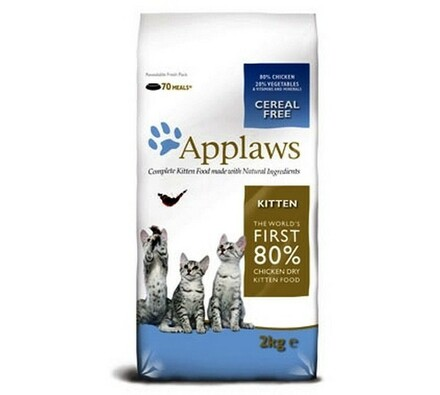 Applaws granule pro koťata Kitten Chicken 2 kg