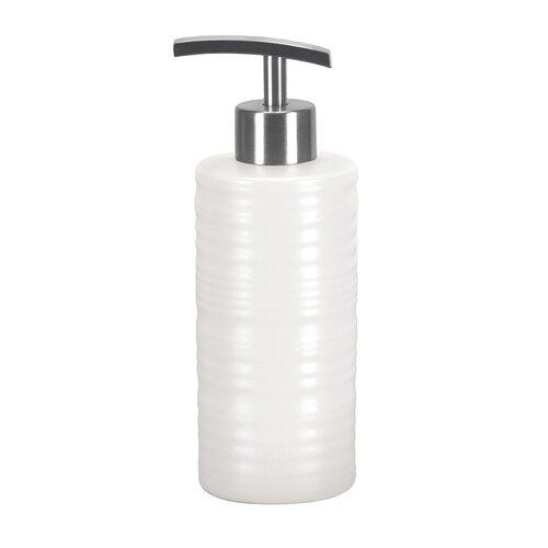 Dávkovač mýdla, velký bílý