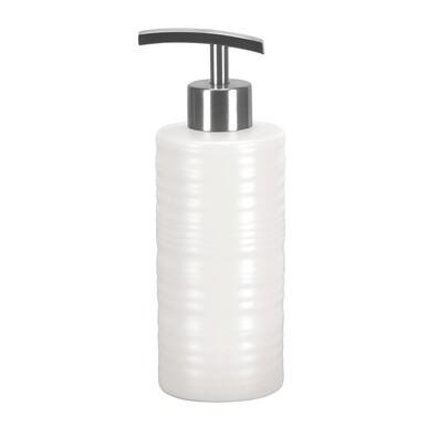 Dávkovač mýdla velký bílý