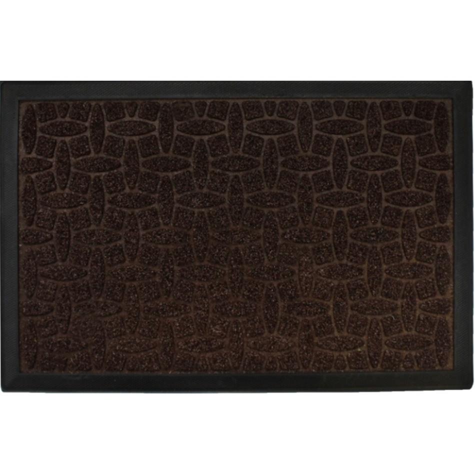 Produktové foto Domarex Rohožka Pips Mat hnědá, 40 x 60 cm