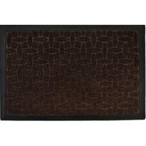 Domarex Pips Mat lábtörlő, barna, 40 x 60 cm