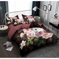 Obliečky Flower 3D, 140 x 200 cm, 70 x 90 cm
