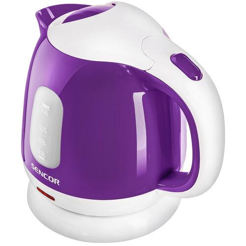 Sencor SWK 1015VT rýchlovarná kanvica, fialová