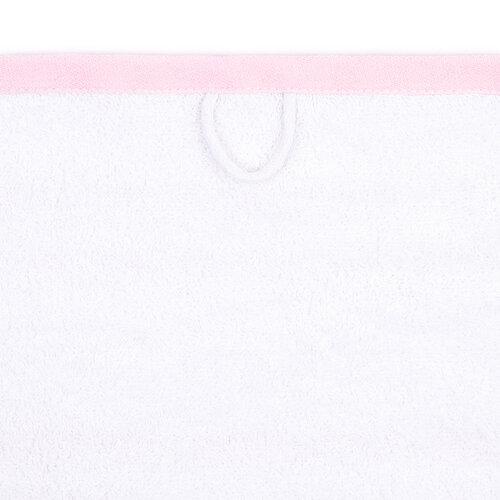 Snow törölköző, rózsaszín, 50 x 100 cm