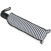 Dáždnik Stripes tmavomodrá, 55 cm