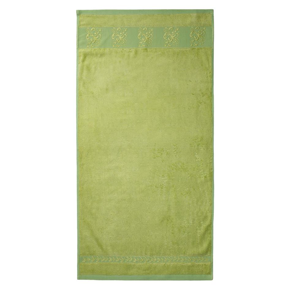 Jahu ručník bambus Ankara zelená