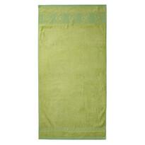 Ręcznik bambus Ankara zielony, 50 x 100 cm