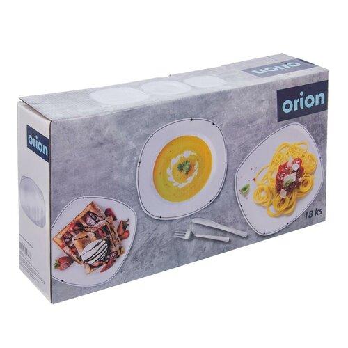 Orion 18dílná jídelní sada LINKA