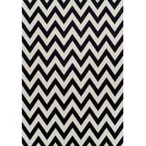 Kusový koberec Adisa tmavě šedá, 67 x 120 cm