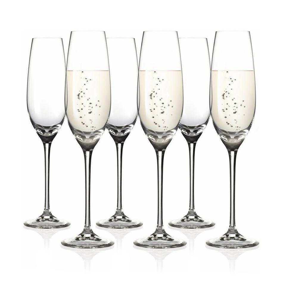 Kieliszki do szampana SOMMELIER,
