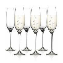 Tescoma 6-dielná sada pohárov na šampanské SOMMELIER