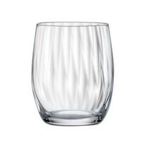 Crystalex 6-częściowy komplet kieliszków na whisky Waterfall 300 ml