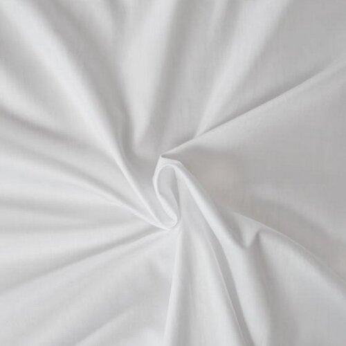 Saténové prostěradlo bílá, 140 x 200 cm (205118) od www.4home.cz