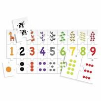 Headu Puzzle 1-2-3 Prvé počítanie 27 dielikov