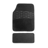 Autószőnyeg Coche fekete, 4 db-os szett