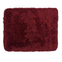 Lucas fürdőszoba szőnyeg bordó, 50 x 80 cm