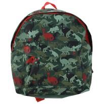Dětský batoh Dinosauři zelená, 21 x 27 x 8,5 cm