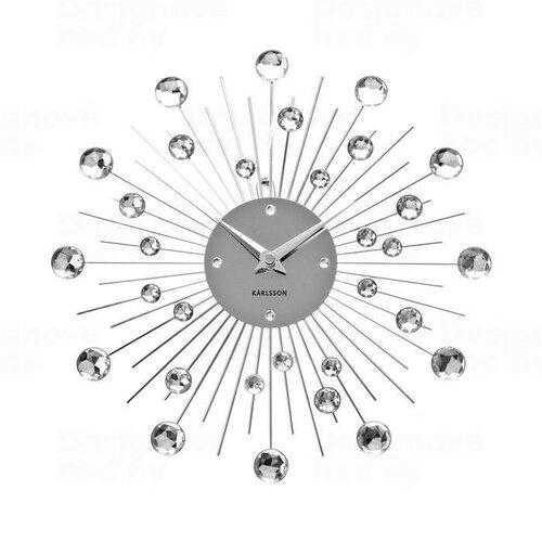 Karlsson 4860 Designové nástěnné hodiny, 30 cm