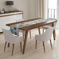 Domarex Kaktuszok Szahara asztali futó, 40 x 110 cm