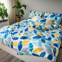 Saténové obliečky Ema Spring, 140 x 200 cm, 70 x 90 cm, 40 x 40 cm