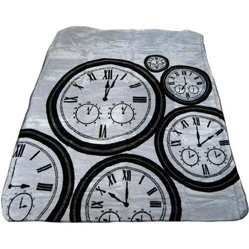 BedTex Bavlnená deka Time, 150 x 200 cm