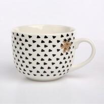 Altom Porcelánový hrnček Nordic Winter 430 ml