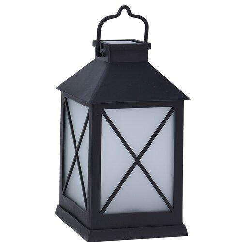 Solárny LED lampáš Soledad, 19 cm