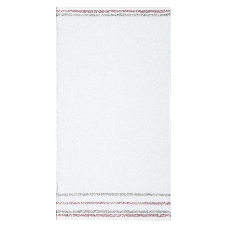 4Home Osuška New Bianna biela, 70 x 140 cm