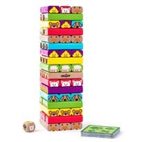 Turn de joacă Woody Sammy, 52 piese