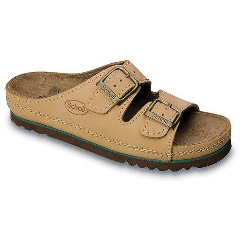 Scholl zdravotní obuv Air Bag přírodní