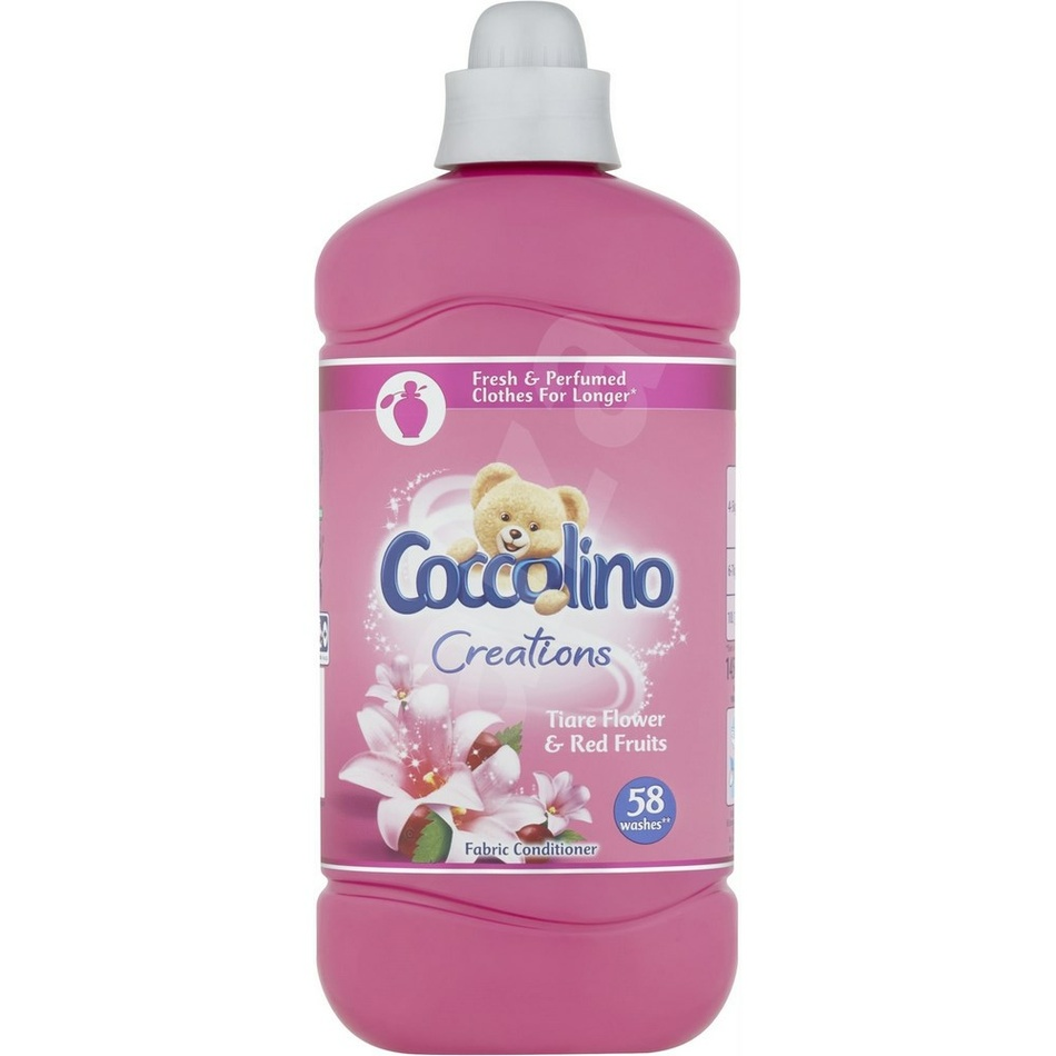 Coccolino Aviváž Creations Tiare Flower  Red Fruits 1,45 l