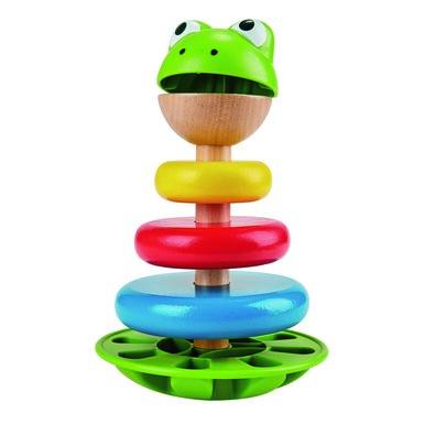 Hape Żaba składana, 12 x 18 cm