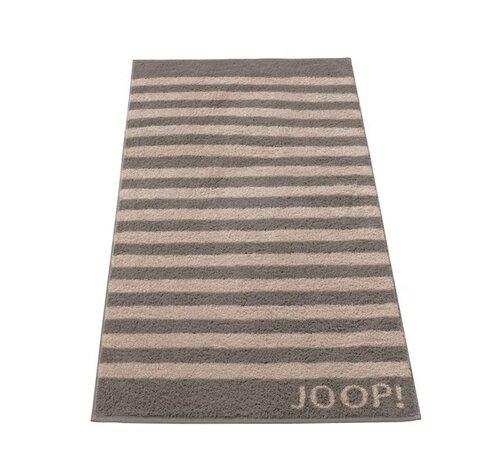 Uterák Stripes JOOP! šedý, 50 x 100 cm