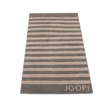 Ručník Stripes JOOP! šedý, 50 x 100 cm