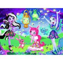 Puzzle Trefl Enchantimals Lumea magică, 30 piese