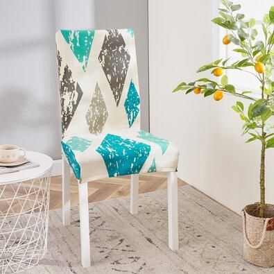 4Home Elastyczny pokrowiec na krzesło Style, 45 - 50 cm, komplet 2 szt.