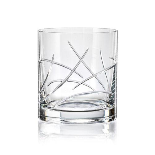 Crystalex CXBR082 4 részes whisky-spohár készlet,280 ml