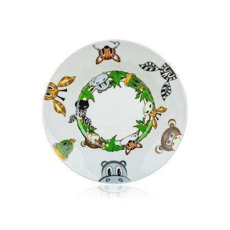 Banquet 3-dielna detská súprava Kamaráti z džungle