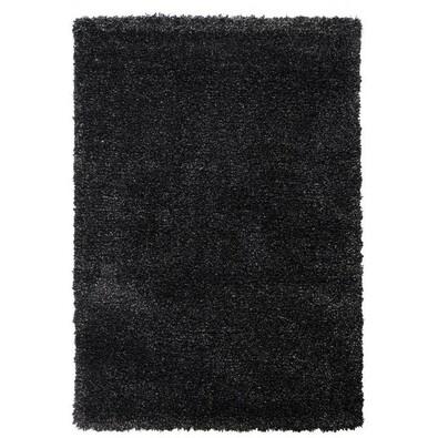 Kusový koberec Fusion 91311 Black, 70 x 140 cm