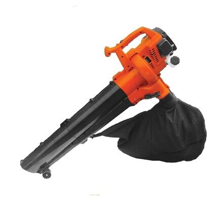 Benzínový vysavač na listí Sharks SH 30 CC, oranžová