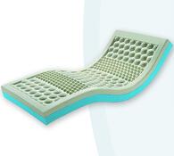 Sendvičová  matrace z paměťové pěny, 85 x 195 cm