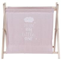 Úložný košík Child's dream ružová, 32 x 30 cm