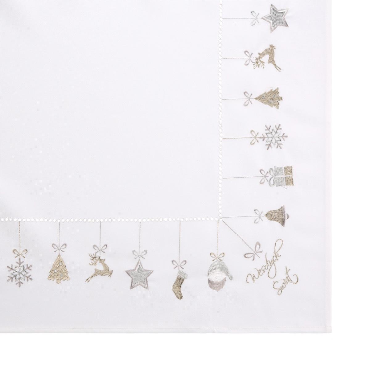Altom Vánoční ubrus Merry Christmas, 80 x 80 cm