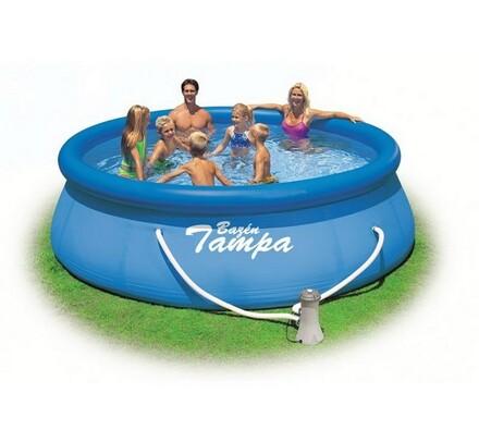 Marimex Bazén Tampa 3,66 x 0,91 m s filtrací