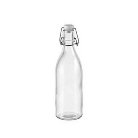 Tescoma Skleněná láhev s Clip uzávěrem DELLA CASA, 0,5 l