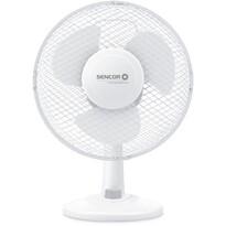 Sencor SFE 2327WH stolný ventilátor, biela