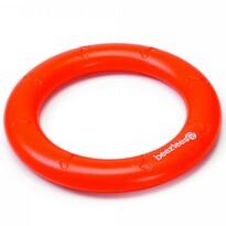 Beeztees TPR aportovací kroužek 22 cm, oranžová