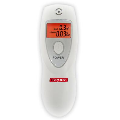 Digitální alkoholtester Beper s hlasovým alarmem