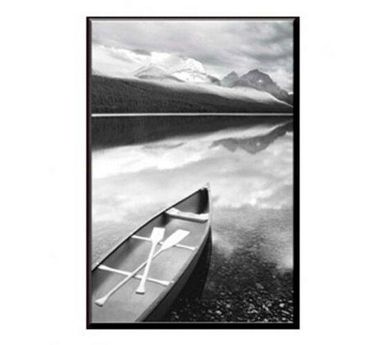 Jednodielny obraz Boats A, 50x70 cm, PA302A